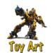 Transformer Toy Art