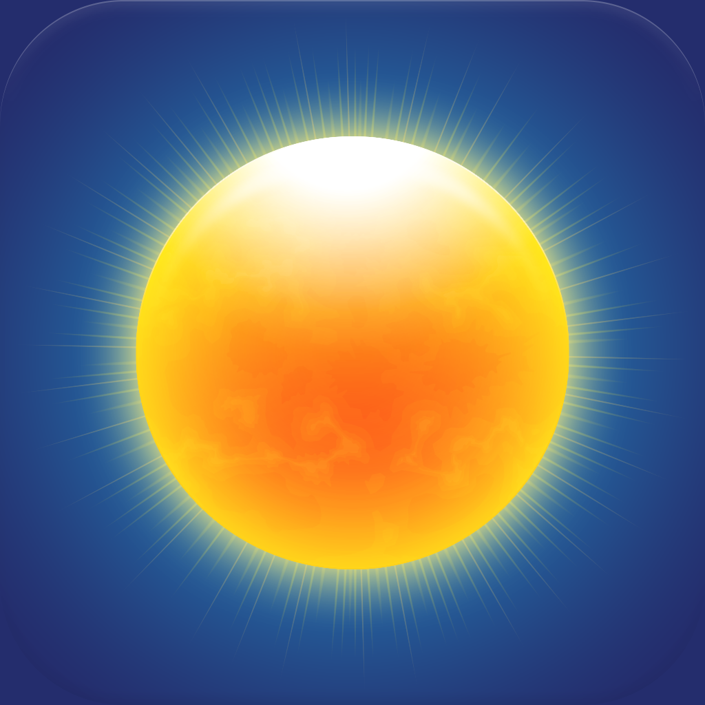 Today Weather by savvy apps, llc icon